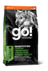 GO! GO! LID Turkey for Dogs 12lb