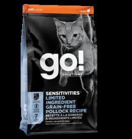 GO! GO! LID CAT GF Pollock 3lb