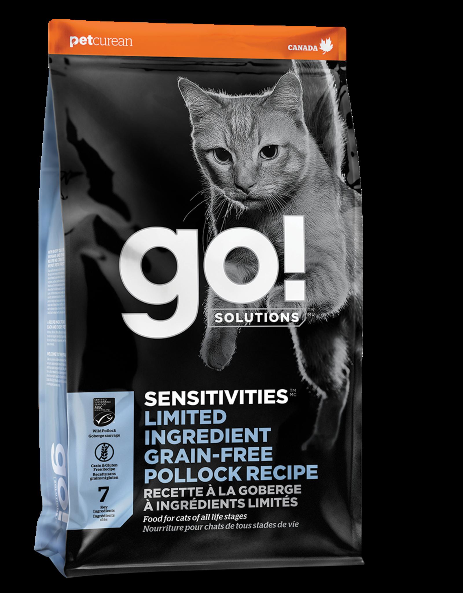 GO! GO! LID CAT GF Pollock 8lb