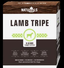 NATURAWLS Naturawls DOG - FROZEN RAW - Lamb Tripe 6lbs (12x227g)