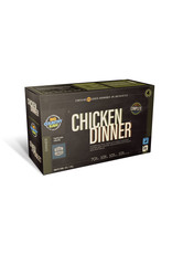 BCR BCR CARTON - 4x1lb - Chicken Dinner