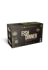Big Country Raw BCR CARTON - 4x1lb - Fish Dinner