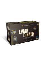 Big Country Raw BCR CARTON - 4x1lb - Lamb Dinner