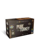 BCR BCR CARTON - 4x1lb - Pure Turkey