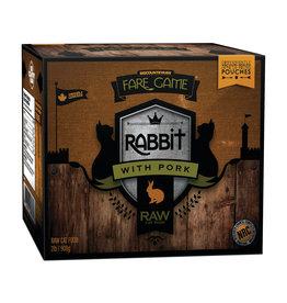 BCR BCR FareGame - Rabbit/Pork 2lb
