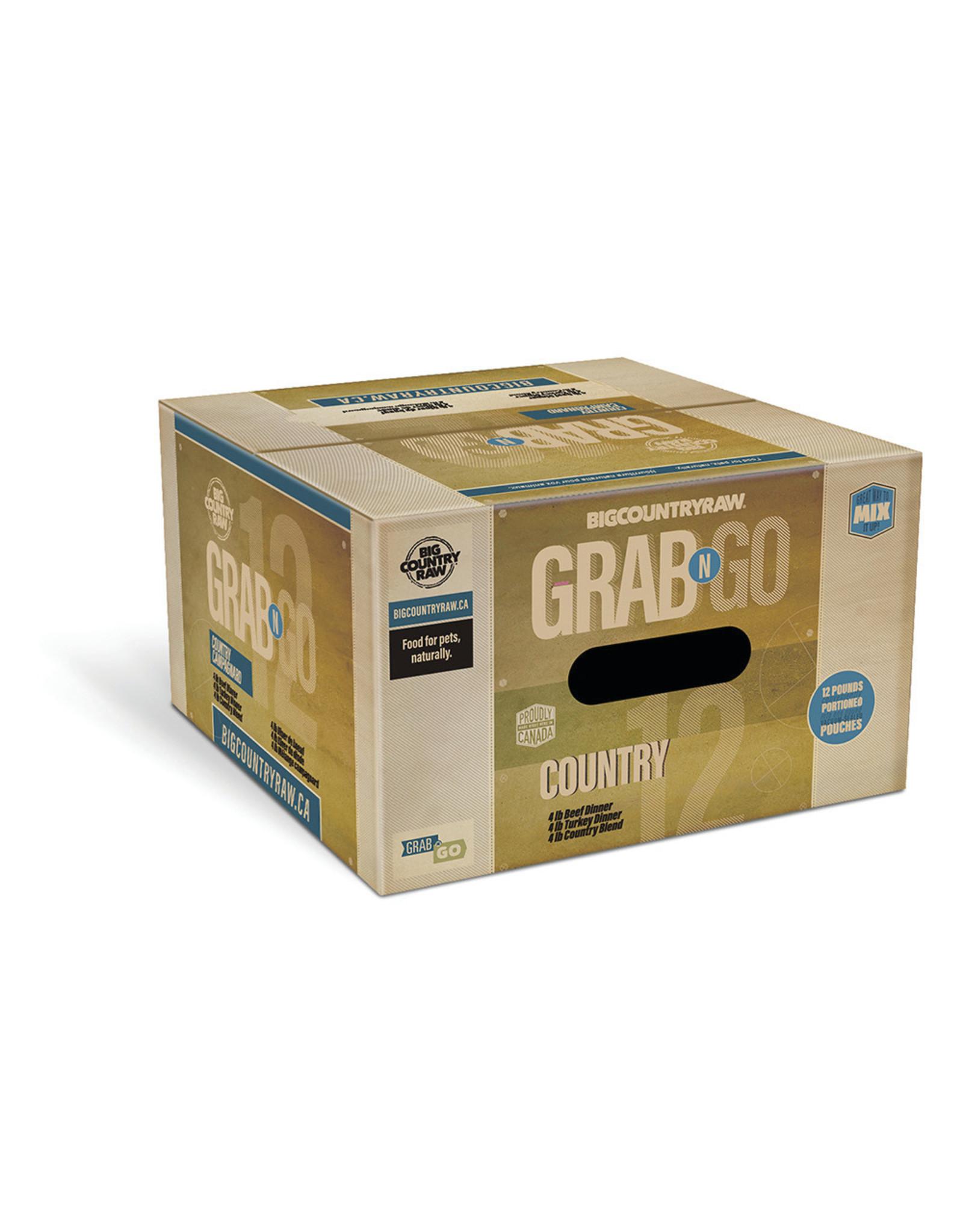BCR BCR 12lb Mini Grab N Go Country Deal