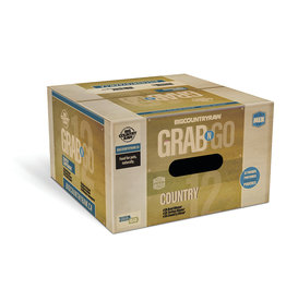 Big Country Raw BCR 12lb Mini Grab N Go Country Deal