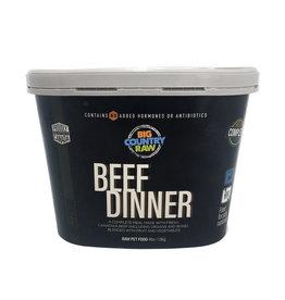 BCR BCR TUB 4lb - Beef Dinner