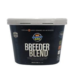 BCR BCR TUB 4lb - Breeder Blend