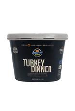 Big Country Raw BCR TUB 4lb - Turkey Dinner