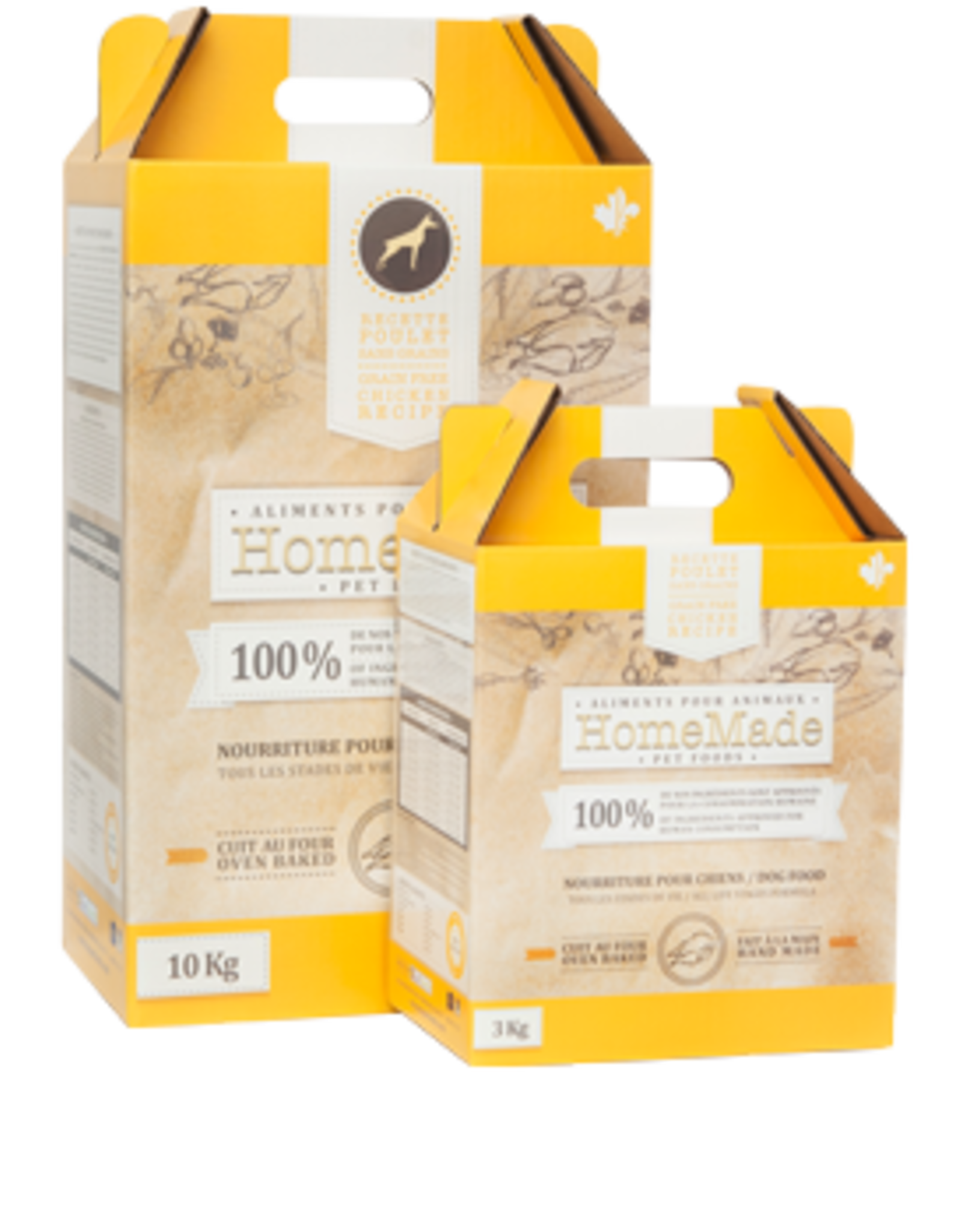 Canisource Canisource DOG HomeMade GF Chicken 10kg