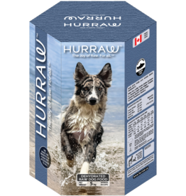 HURRAW HURRAW Fish for Dogs 5kg (blue)