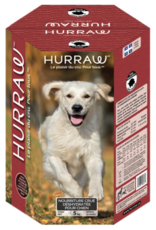 HURRAW HURRAW Pork for Dogs 2.5kg (red)