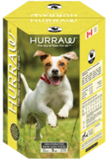 HURRAW HURRAW Turkey for Dogs 2.5kg (yellow)
