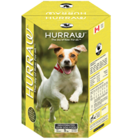 HURRAW HURRAW Turkey for Dogs 5kg (yellow)
