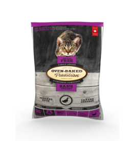 Oven Baked Tradition OBT Cat GF Duck 2.5lb
