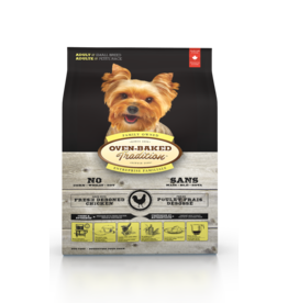 Oven Baked Tradition OBT Dog ADULT Small Breed Chicken 2.2lb