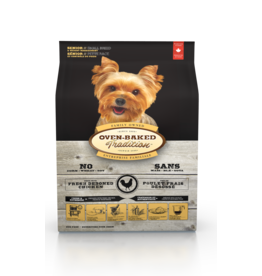 Oven Baked Tradition OBT Dog SENIOR Small Breed (Weight Mgmt)