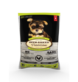 Oven Baked Tradition OBT Dog PUPPY Small Breed Chicken 2.2lb
