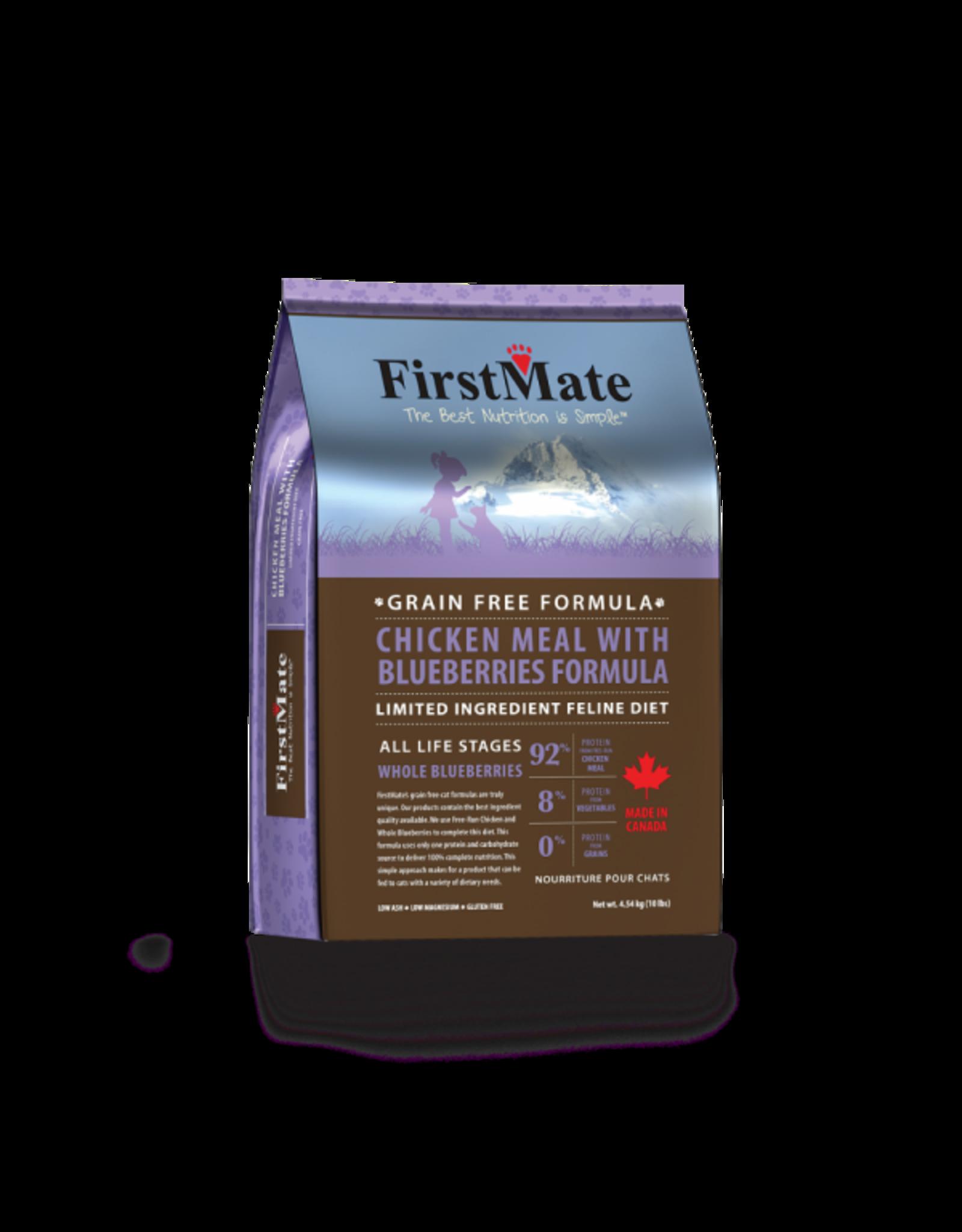 FirstMate FirstMate GrainFREE LID CAT Chicken&Blueberry 1.8kg