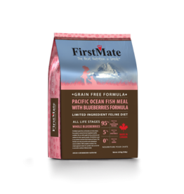 FirstMate FirstMate GrainFREE LID CAT OceanFish&Blueberry 1.8kg