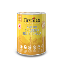 FirstMate FirstMate GrainFriendly DOG CAN Chicken w/Rice 345g