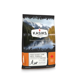 Kasiks KASIKS GrainFREE 11.36kg - Lamb