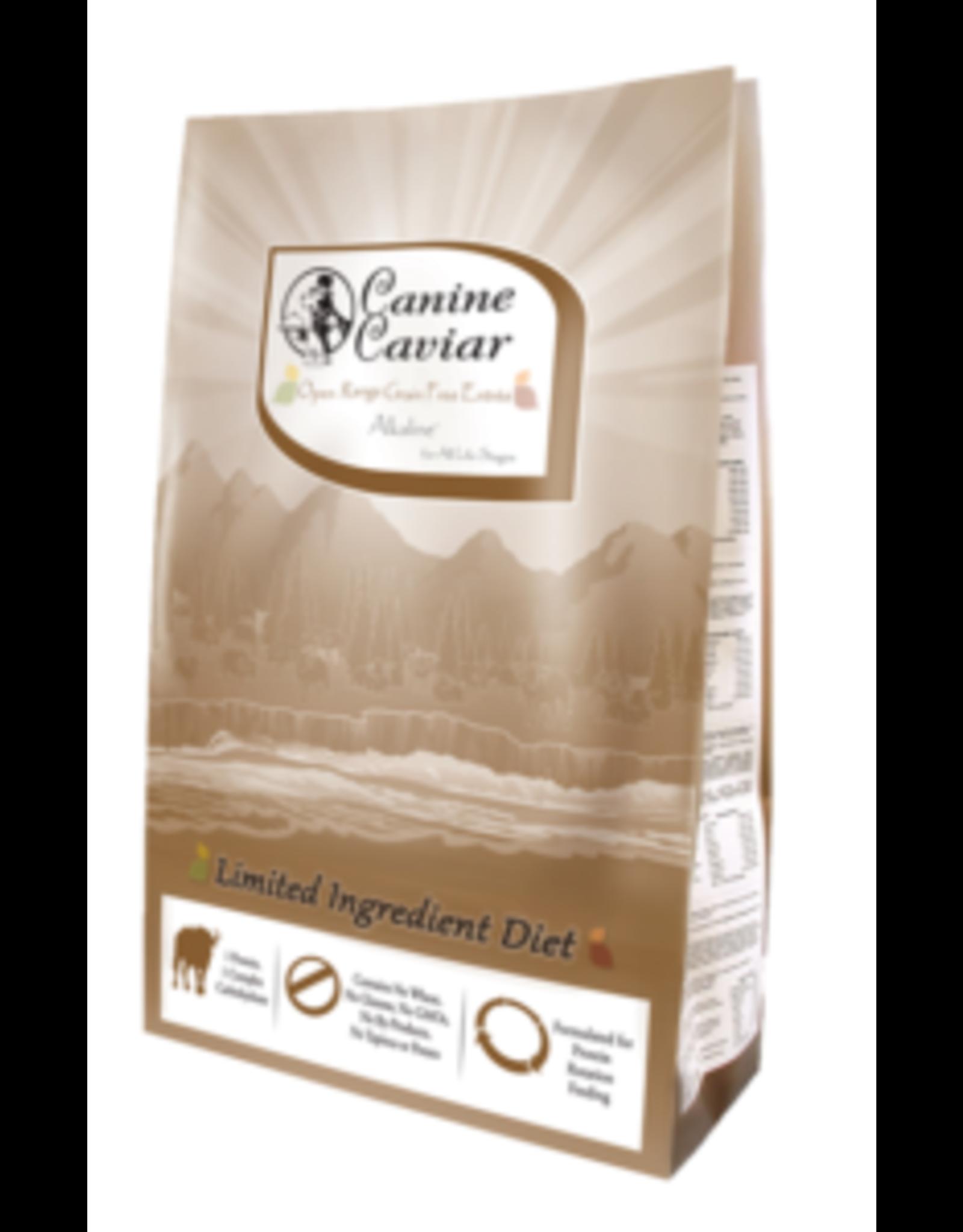 Canine Caviar CanineCaviar - Buffalo & Chickpea 11lb
