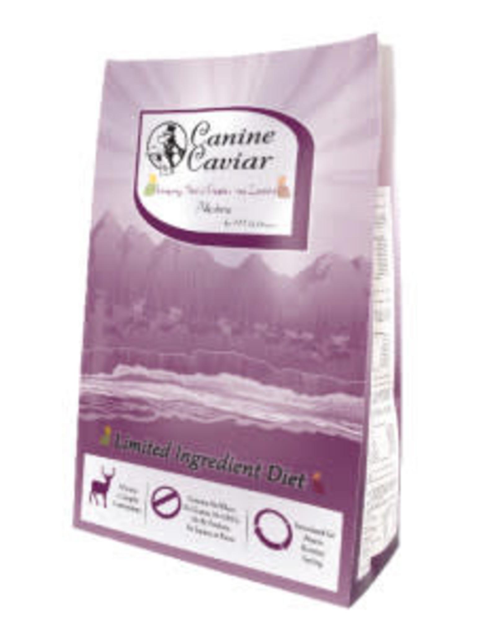 Canine Caviar CanineCaviar - Venison & Split Pea 11lb