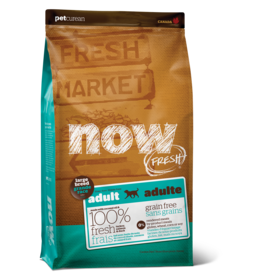 NOW NOW Dog GF Large Breed Adult 25lb