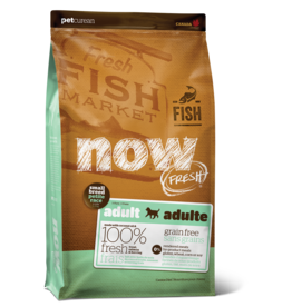 NOW NOW Dog GF Small Breed Fish 12lb