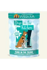 WERUVA Dogs in the Kitchen - Funk in the Trunk 2.8oz