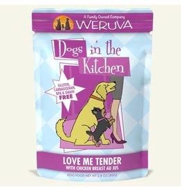 WERUVA Dogs in the Kitchen - Love Me Tender 2.8oz