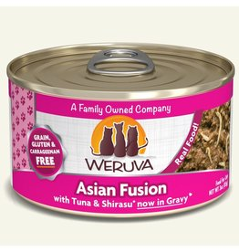 WERUVA WERUVA Cat Food - Asian Fusion 3oz