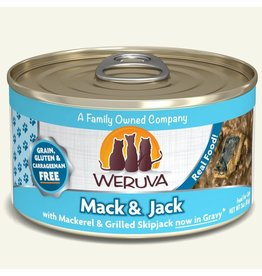 WERUVA WERUVA Cat Food - Mack & Jack 5oz
