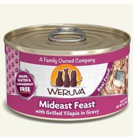 WERUVA WERUVA Cat Food - Mideast Feast 3oz