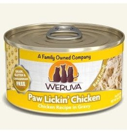 WERUVA WERUVA Cat Food - Paw Lickin Chicken 3oz