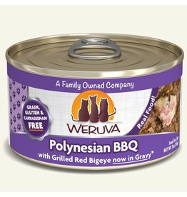WERUVA WERUVA Cat Food - Polynesian BBQ 3oz