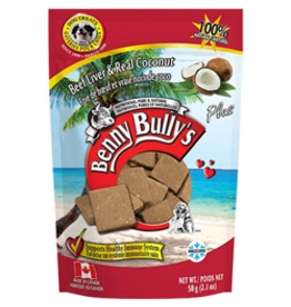 BENNY Bully BENNY Bully Liver Plus Coconut 58g