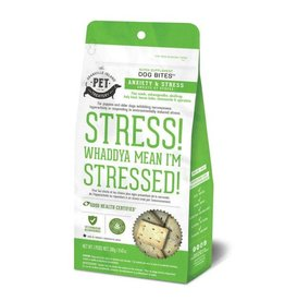 GIPT GIPT NutraSupplementDogTreats Anxiety & Stress 240g