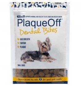 PlaqueOFF PlaqueOFF Dental Bites Sm. Breed 85g