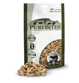 PUREBITES PUREBITES for CAT Beef Liver 44g