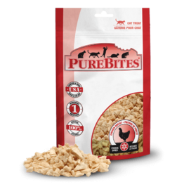 PUREBITES PUREBITES for CAT Chicken 31g
