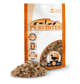 PUREBITES PUREBITES for CAT Duck 30g