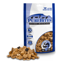 PUREBITES PUREBITES for CAT Ocean Fish 20g