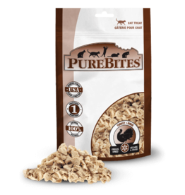 PUREBITES PUREBITES for CAT Turkey 26g