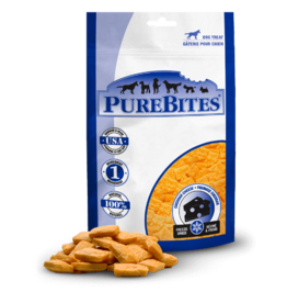 PUREBITES PUREBITES for DOG Cheddar Cheese 120g