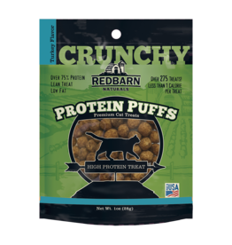 RedBarn RedBarn CAT Protein Puffs - Turkey