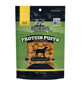 RedBarn RedBarn DOG Protein Puffs - Cheese