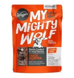 Waggers Waggers My Mighty Wolf Duck 454g